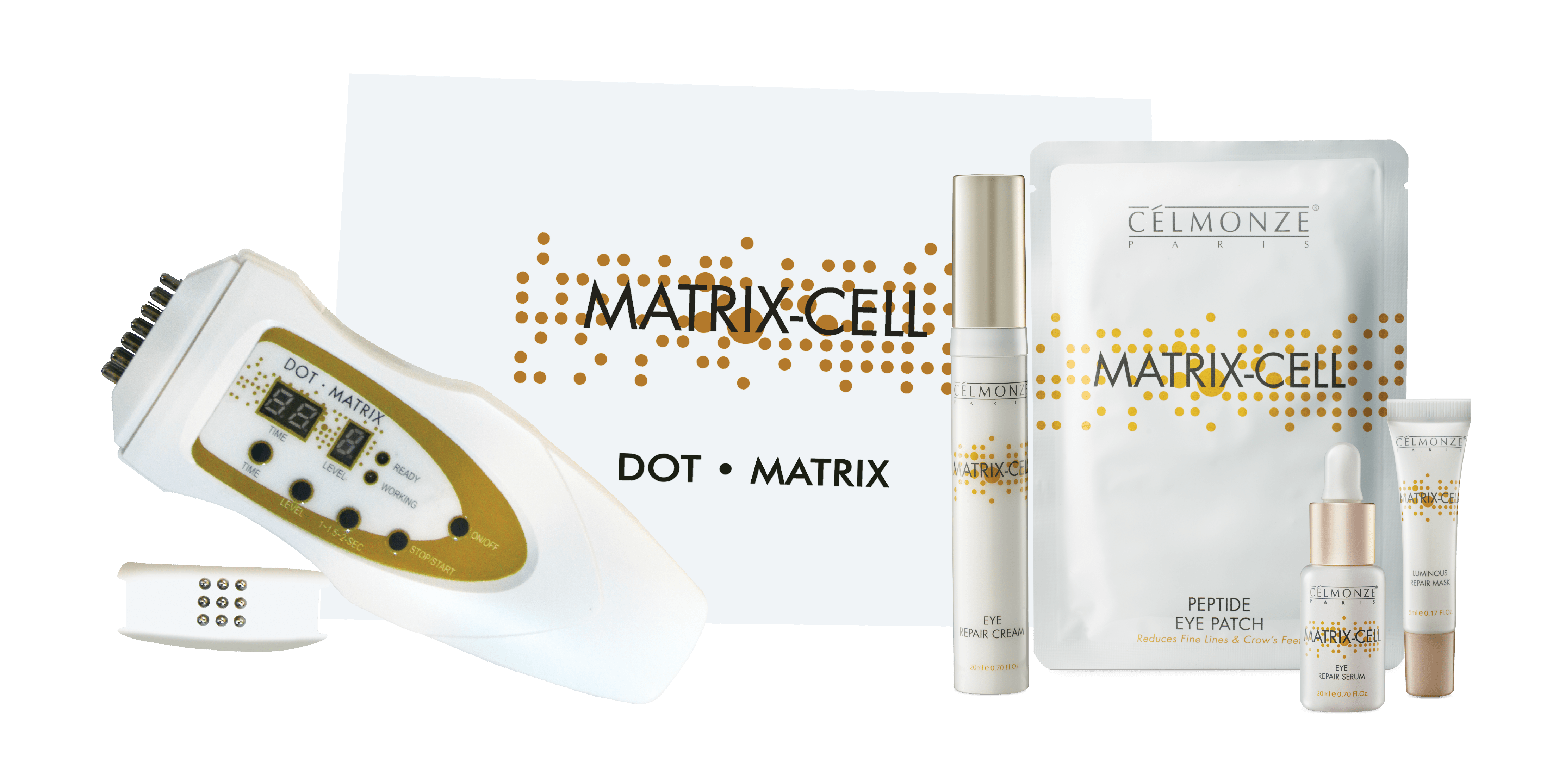 Matrix-Cell Eye